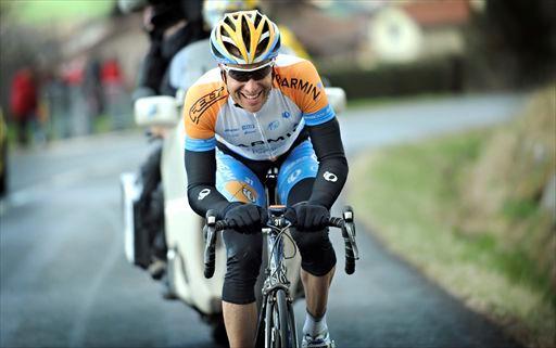パリ〜ニースでステージ優勝を飾ったクリスティアン・ヴァンデヴェルデ(アメリカ、ガーミン)