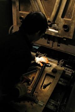 自社ブランドとOEM生産を合わせた膨大な生産量が技術力とノウハウの集積を生んだ