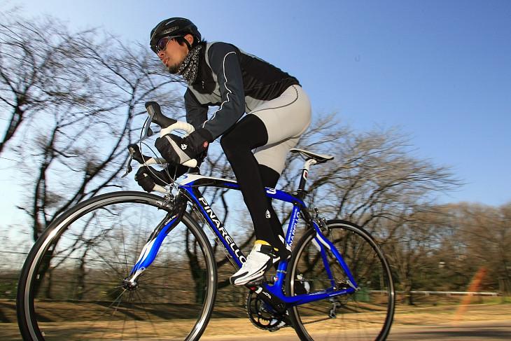 「コンプリートバイクとして価格と性能のバランスが良い」(山本健一)