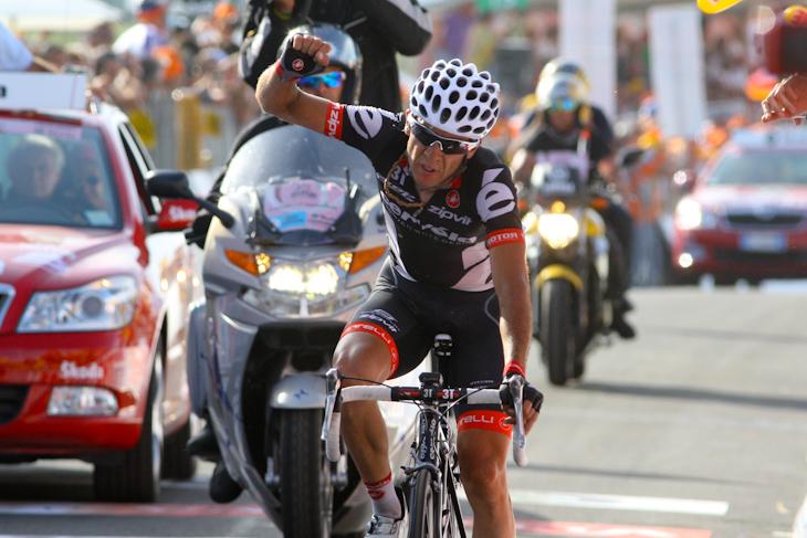 第16、19ステージと2勝したカルロス・サストレ(スペイン、サーヴェロ)