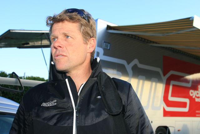 BMCレーシングチームの監督&GM、カーヴィン・シルコット