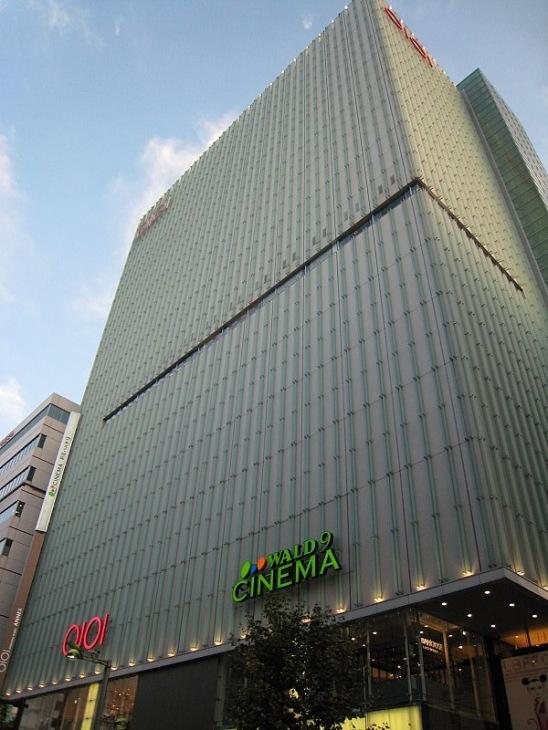 オープンしたての新宿丸井アネックス店