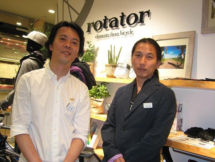 お話を伺った中野さん(左)、松見さん(右)