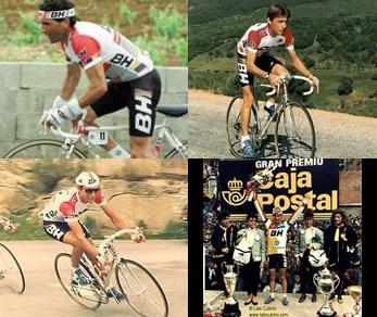 80年代中盤から後半にかけて活躍したBHの名を冠したプロチーム