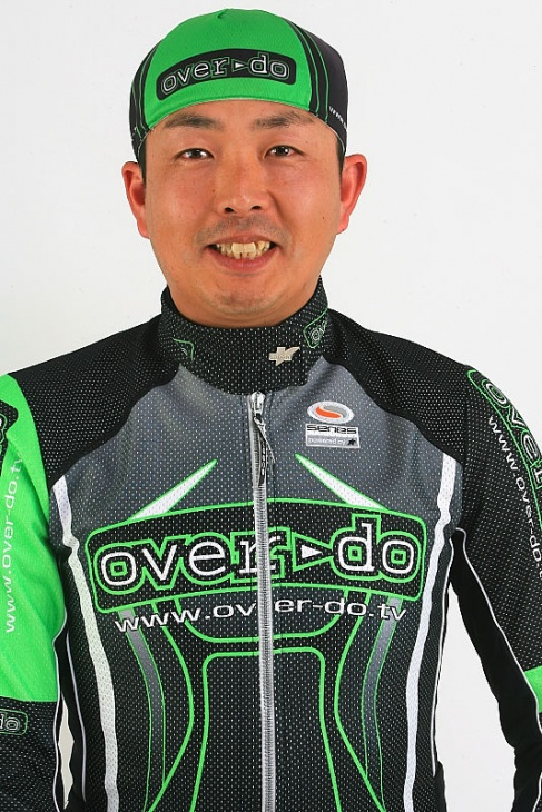 戸津井俊介(OVER-DOバイカーズサポート)