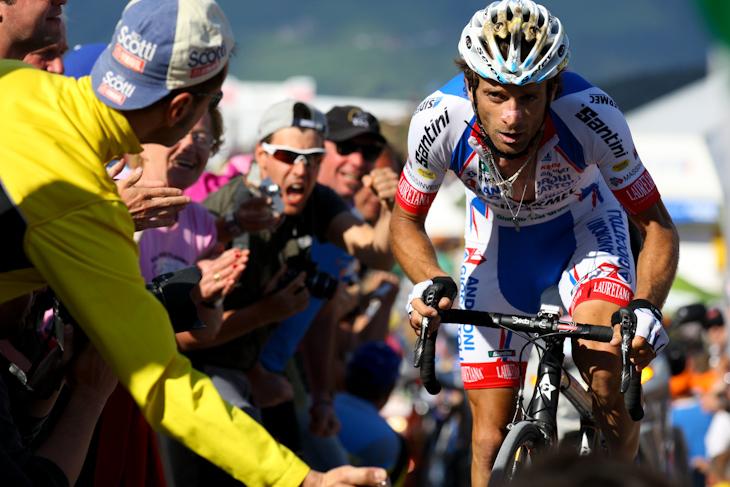 ステージ5位、ミケーレ・スカルポーニ(イタリア、アンドローニ・ジョカトーリ)