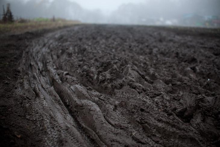 今年も「泥」が選手たちを待っている