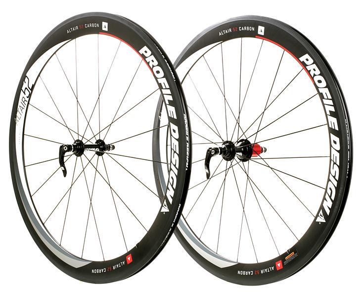 Pd wheels altair carbon clincher 52 pair 1