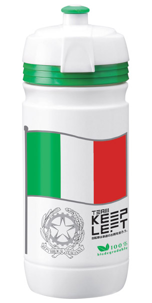 コルサ イタリアンフラッグ ボトルが2本付属する