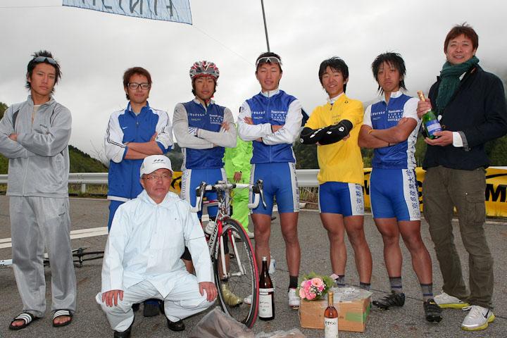 ステージ2 完璧なチーム布陣で勝利の京都産業大学