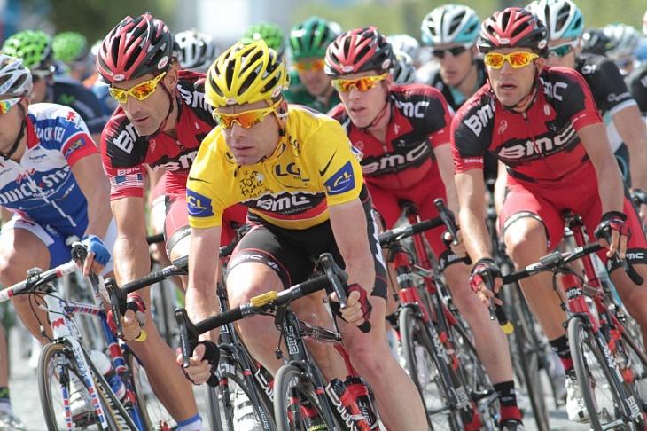 2011年のツール・ド・フランスを制したカデル・エヴァンス
