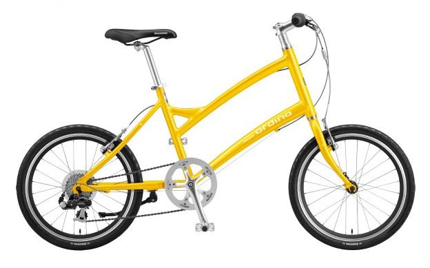 街乗りにピッタリなカジュアルクロスバイク ブリヂストン オルディナ l5