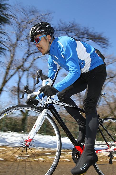 「安定感と踏みの軽さをミックスした、走りやすいバイク」吉田秀夫(盆栽自転車店)