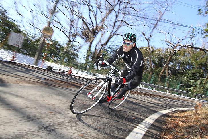 「ビギナーにも対応する、安定感のある軽やかさが魅力のバイク」諏訪孝浩(BIKESHOP SNEL)