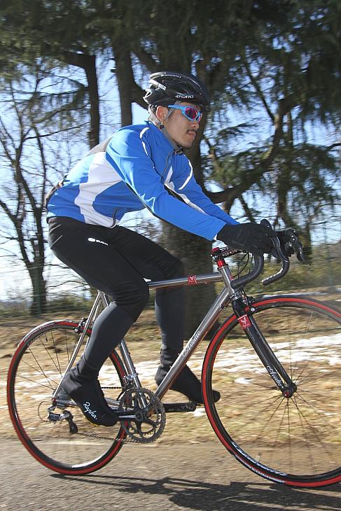 「所有感を満たしてくれる、スペシャリティのあるバイク」吉田秀夫