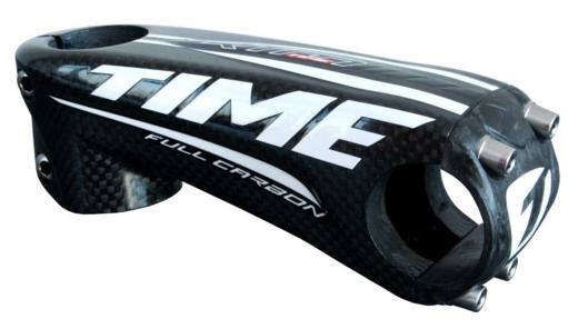 TIME モノリンク・フルカーボンステム(グロスブラック)