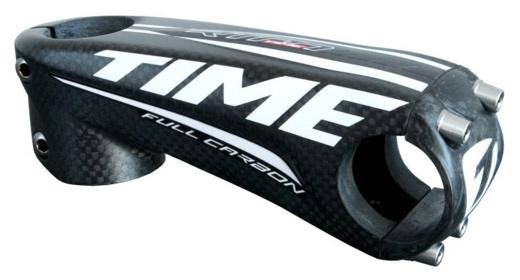 TIME モノリンク・フルカーボンステム(マットブラック)
