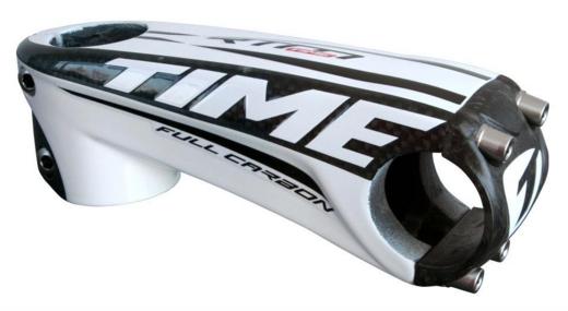 TIME モノリンク・フルカーボンステム(ホワイト)