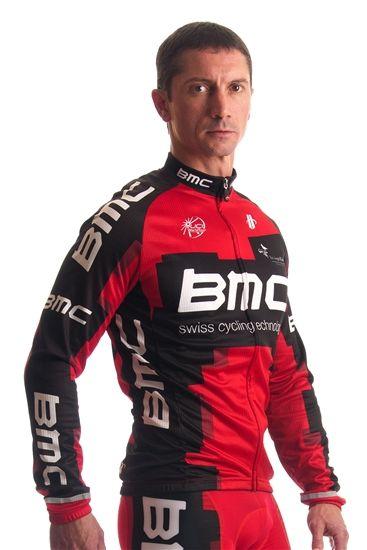 BMCチームロングスリーブジャージ