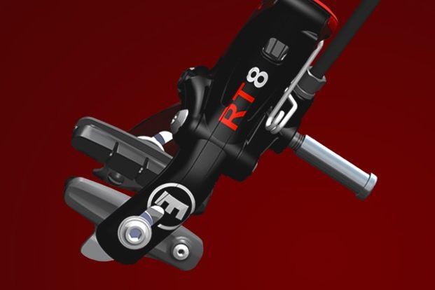 マグラ社製油圧ブレーキ