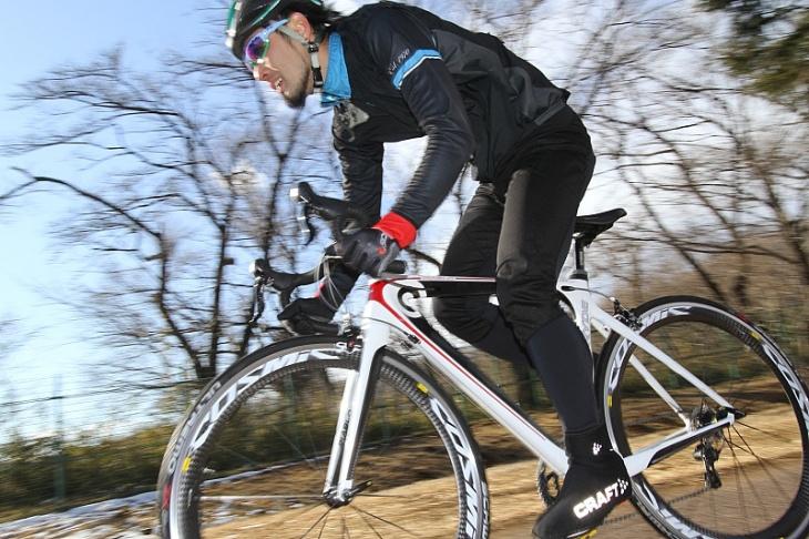 「オールラウンドに使える素直な特性のレーシングバイク」諏訪孝浩(BIKESHOP SNEL)