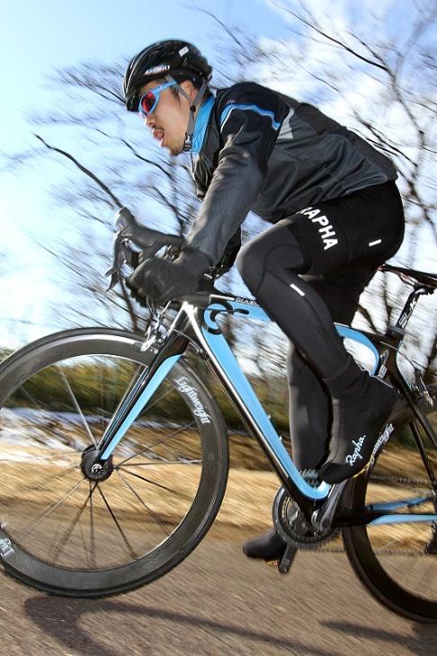 「ペダリングに対する反応性が高く、乗りやすい万能なバイク」吉田秀夫(盆栽自転車店)