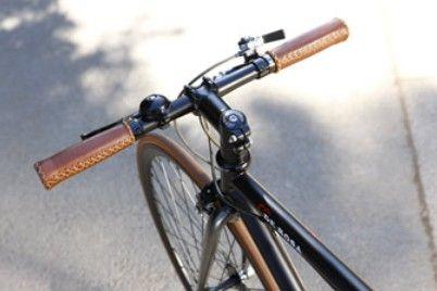 大人の雰囲気漂うシティバイク デローザ・ミラニーノ