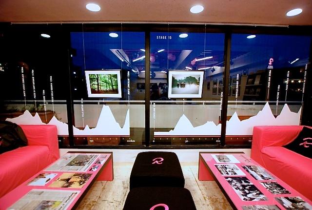 ゆったりと寛げる空間を提供(写真はCycle Club Tokyo)