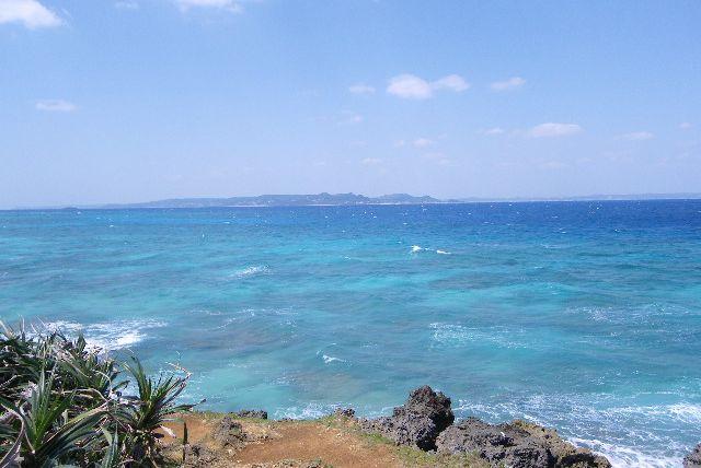 これぞ南国沖縄の絶景 ...