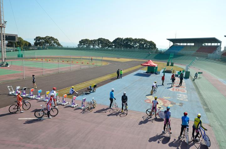 向日町競輪場で第1回大会を開催した関西トラックフェスタ