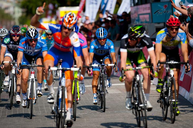 宮澤崇史はステージ7位で第1ステージを終えた