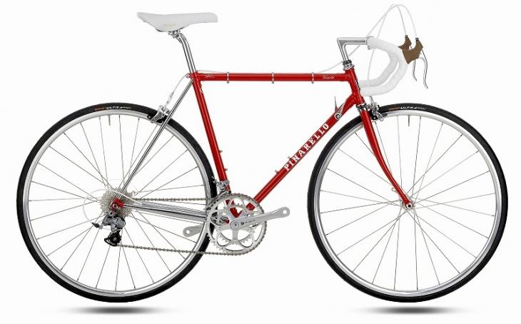 自転車の 自転車レース 初心者 関西 : ピナレロ ヴェネト(レッド ...