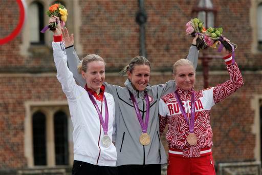 ツール覇者ウィギンズが金メダル、別府24位 アームストロングが女子連覇