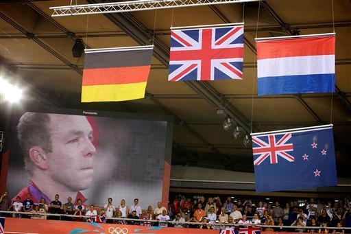 ロンドンオリンピック2012トラッ...