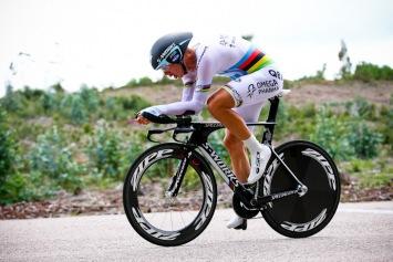 ステージ11位・1分39秒差 トニ・マルティン(ドイツ、オメガファーマ・クイックステップ): photo:Kei Tsuji