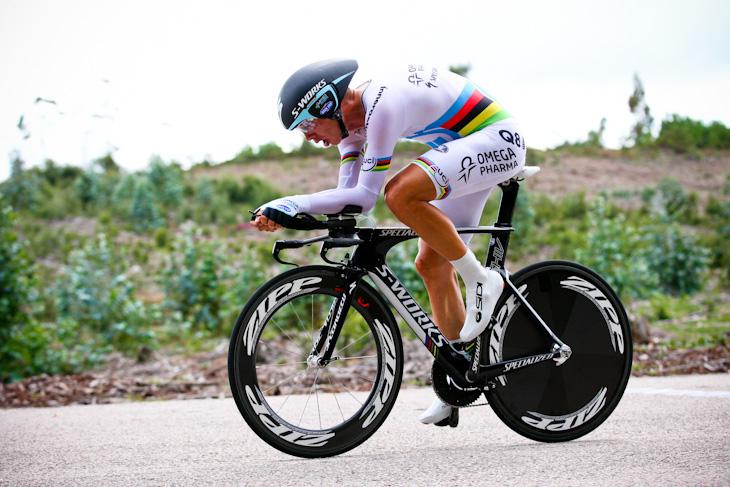 ステージ11位・1分39秒差 トニ・マルティン(ドイツ、オメガファーマ・クイックステップ)