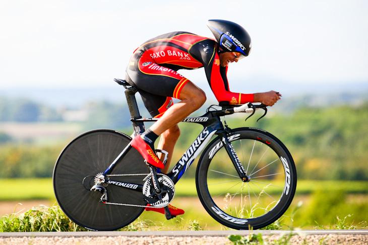 9位・2分30秒差 アルベルト・コンタドール(スペイン)