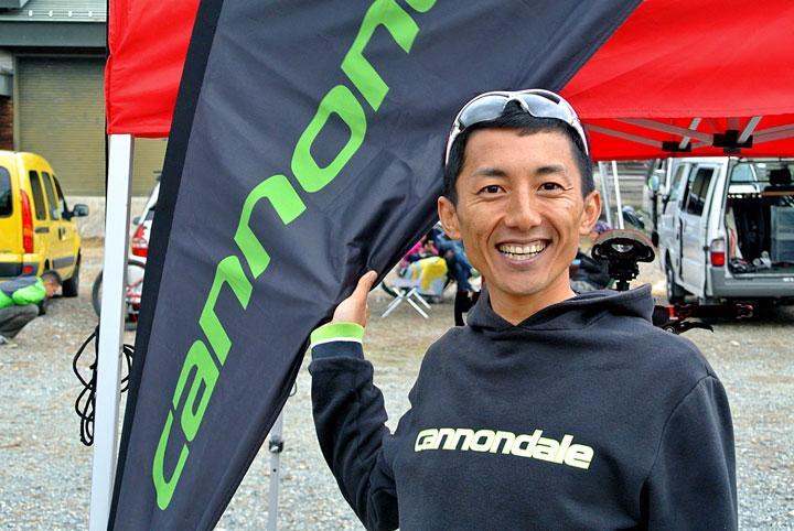 2013年からロードに転向する山本和弘