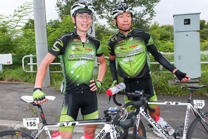 ツール・ド・北海道2012、ハードな第2ステージで17位の森本誠と22位の遠藤績穂