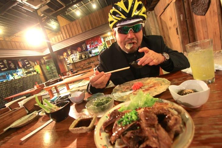 琉球の食文化を余すことなく堪能する。もちろん仕事です。