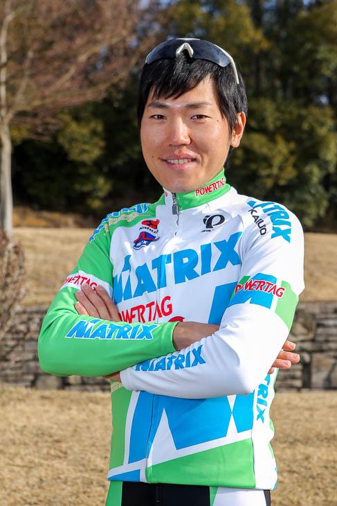 2013年新メンバーのキム・ドヒョン。ヒルクライマー、ナーソンで鍛えた日本語は流暢
