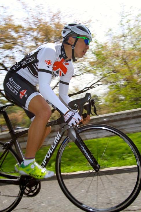 「イタリアンバイクらしい直進安定性、新興メーカーながらバランスがとれている」澤村健太郎(Nicole EuroCycle)