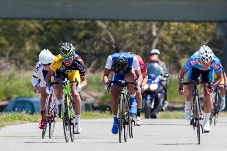ゴール順位を競う集団 | cyclowired