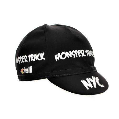 Monster Track Cycling Cap