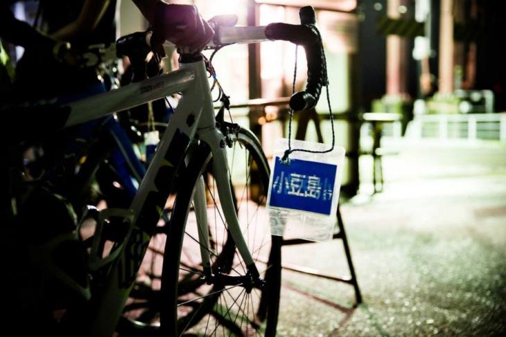前夜0時に神戸に集合。夜行フェリーで小豆島へ