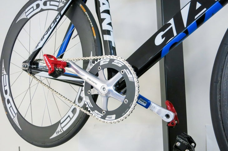 トラックバイク用StagesPower