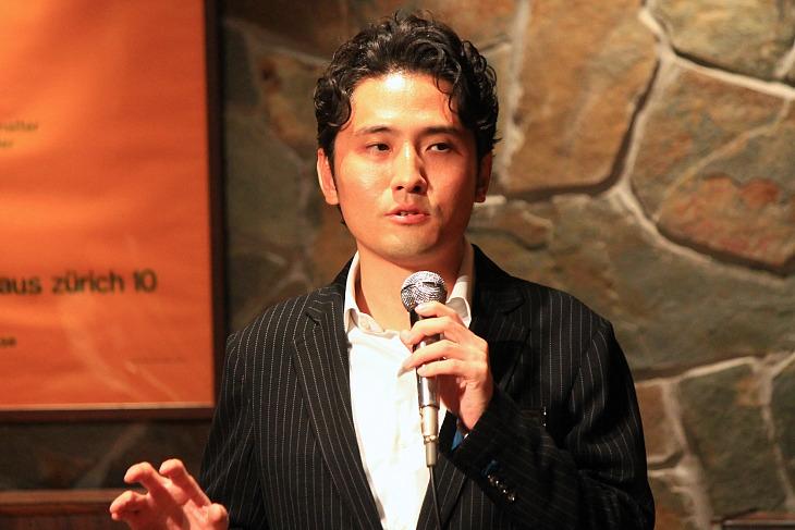 サクソバンクFX証券株式会社社長・小島和氏