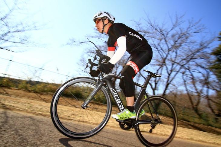 「レースで結果を求める、平坦番長向けのエアロロード」澤村健太郎(Nicole EuroCycle 駒沢)