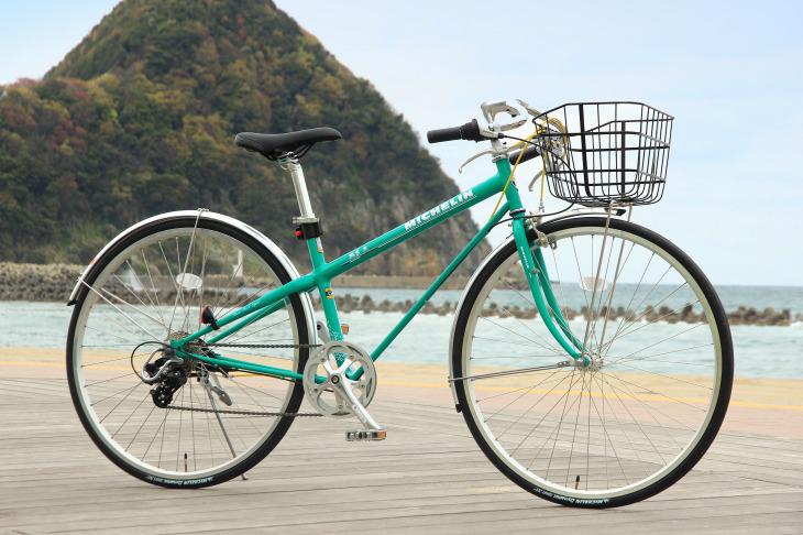 豊岡市にレンタサイクルとして配備されたVélo MICHELIN Paris-Brest Sport