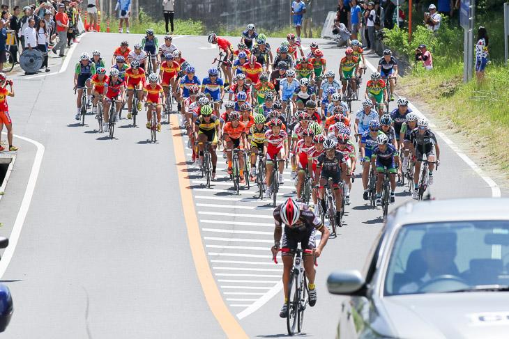増田成幸が2年ぶりの優勝 宇都宮ブリッツェンと那須ブラーゼンが表彰台に